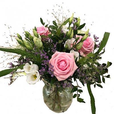 skicka blommor falun